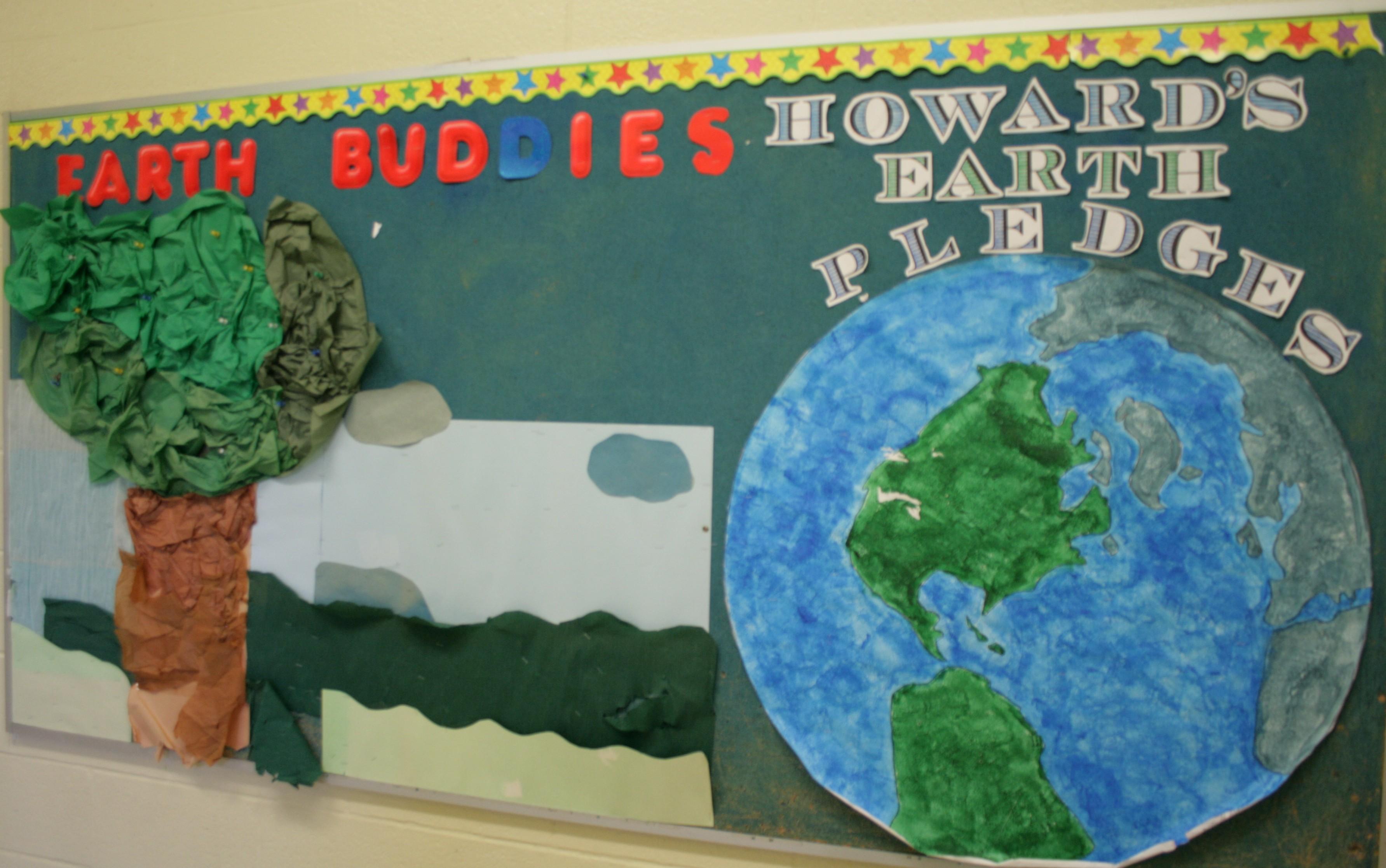 Earth buddies