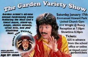 Garden Avenue Variety Show
