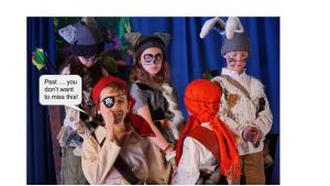Peter Pan Cast I